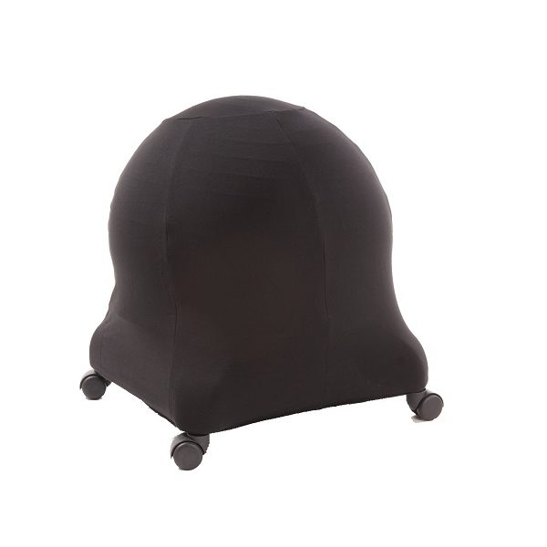 black ball chair cover