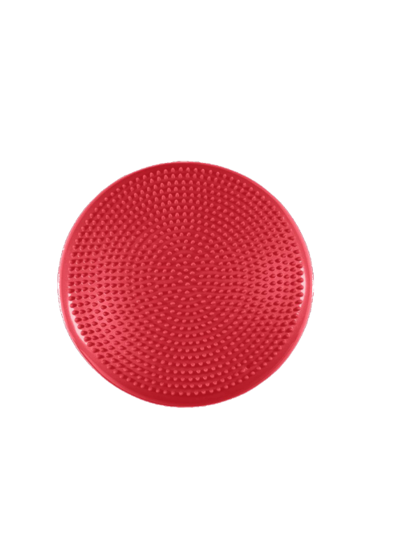 Inflatable chair wobble pad
