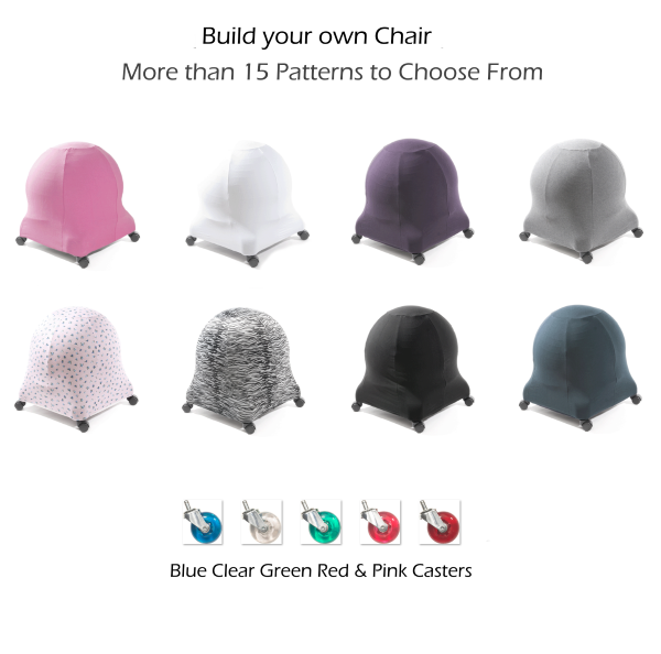 Selection of Ball Chair Covers